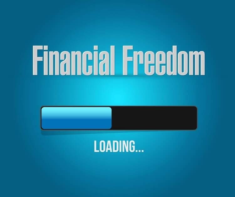 Financial-freedom-loading